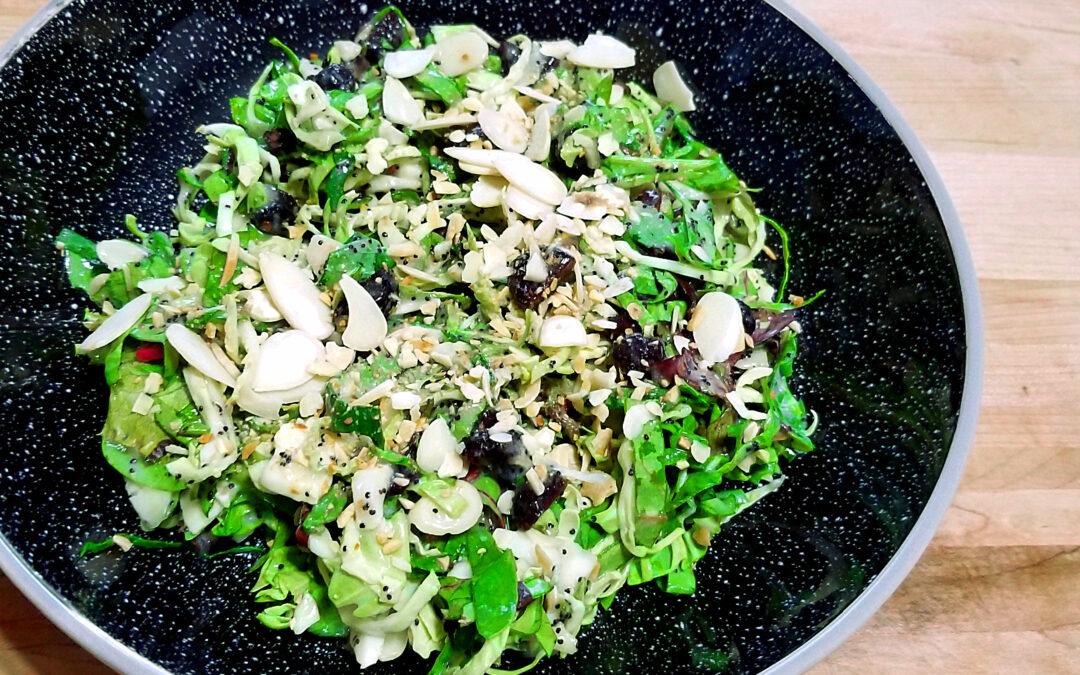 Creamy Poppy Seed Salad