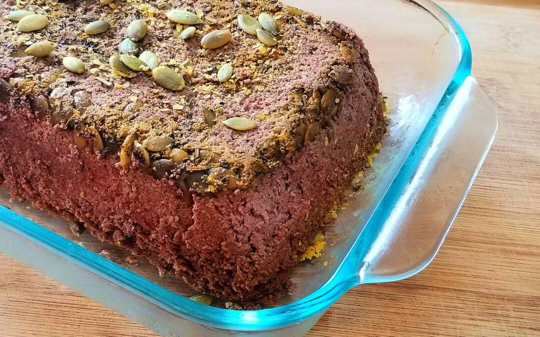 Herb & Peppercorn-Crusted Pate
